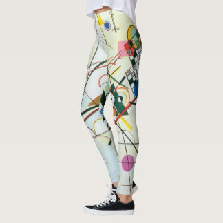 Composition VIII by Wassily Kandinsky Leggings