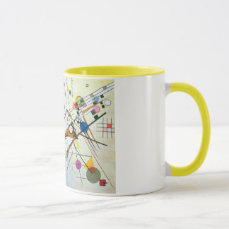 Composition VIII by Wassily Kandinsky Mug