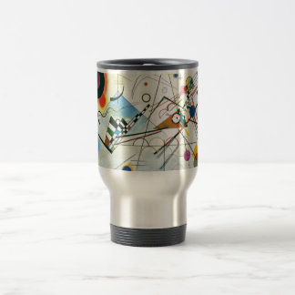 Composition VIII by Wassily Kandinsky Travel Mug