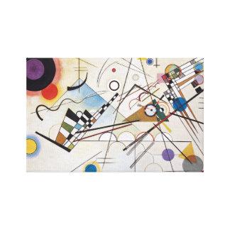 Composition VIII Canvas Print