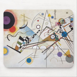 Composition VIII Mouse Pad