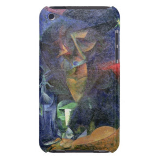 Composition with Figure of a Woman, 1912 (oil on c iPod Case-Mate Case