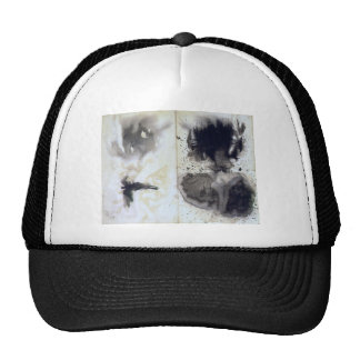 Composition with taches by Victor Hugo Trucker Hat