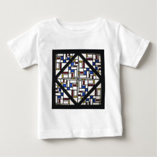 Composition with window with coloured glass III Baby T-Shirt