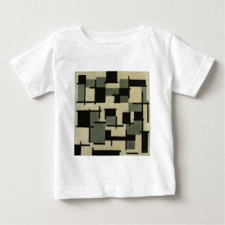 Composition XIII by Theo van Doesburg Baby T-Shirt