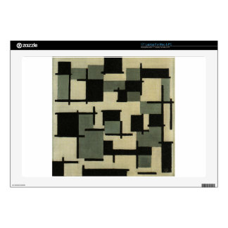 Composition XIII by Theo van Doesburg Skins For Laptops