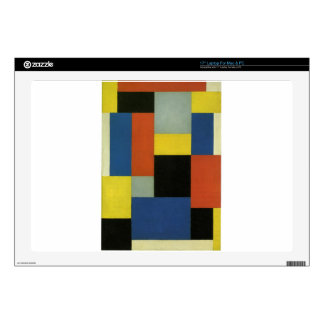 Composition XX by Theo van Doesburg Laptop Decal