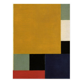 Composition XXII by Theo van Doesburg Postcard