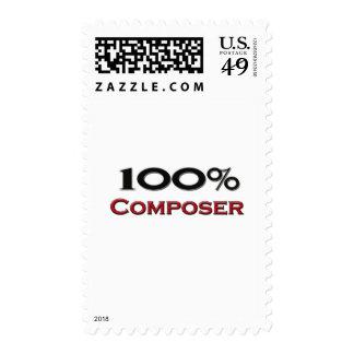 Compositor del 100 por ciento sellos