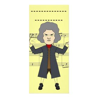 Compositor del Th de la música clásica en 1800 Lona