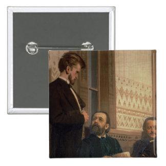 Compositores eslavos pin cuadrado