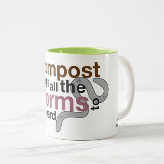 Compost Awareness Mug