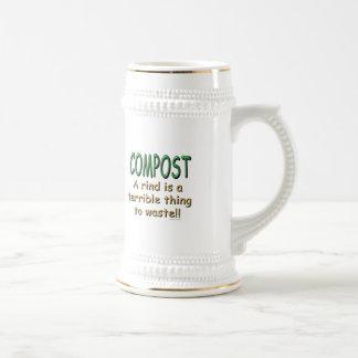 Compost Beer Stein