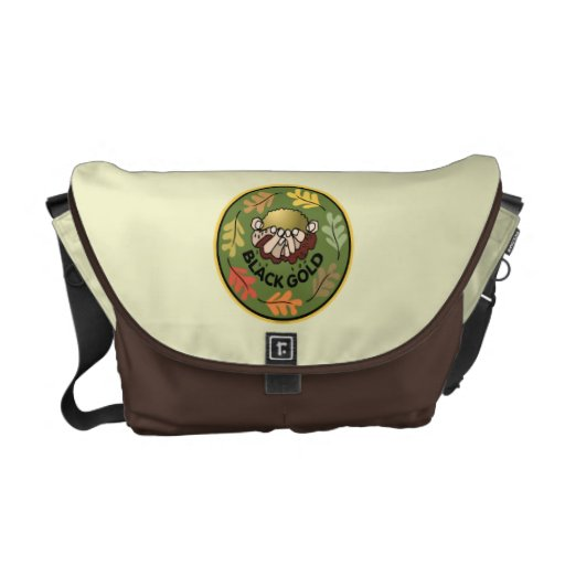 Compost Messenger Bag