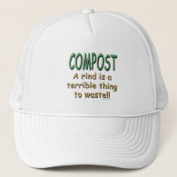 Compost Trucker Hat