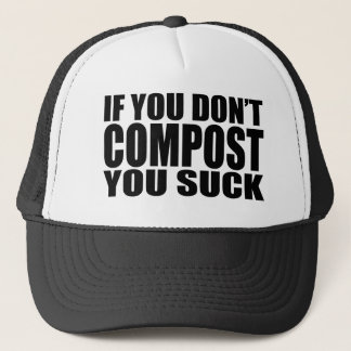 Compost Trucker Hat