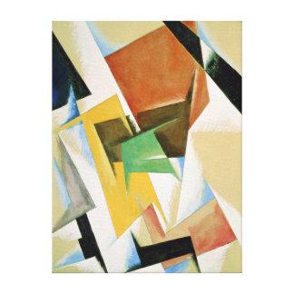 Compostion, 1921 canvas print