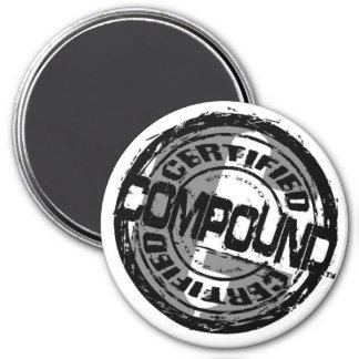 Compound Gang Seal Magnet