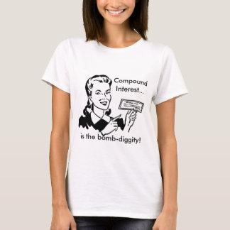 Compound Interest t-shirt