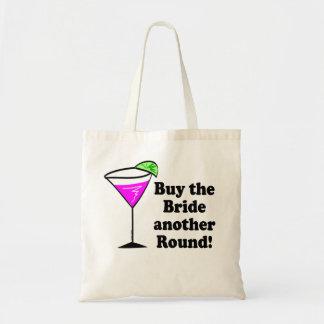 Compra de Bachelorette la novia una ronda Bolsa