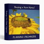 ¡Compra de un nuevo hogar! libro del organizador d