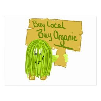 Compra local de la compra verde oliva de Greeen Postales