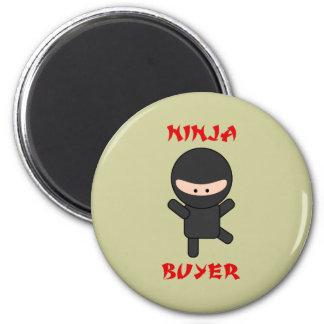 comprador del ninja imanes