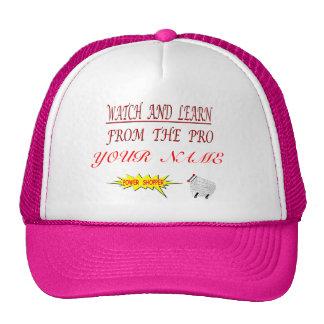Comprador del poder gorras