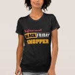 Comprador negro profesional de viernes camiseta