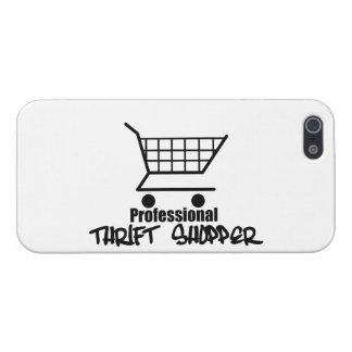 Comprador profesional del ahorro iPhone 5 funda