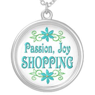 Compras de la alegría de la pasión colgante redondo