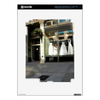Compras del vestido pegatinas skins para iPad 3