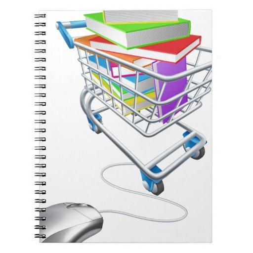 Compras en línea del libro de la educación o del I Libreta Espiral