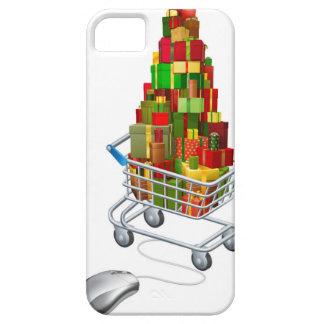 Compras en línea del regalo del navidad iPhone 5 carcasas