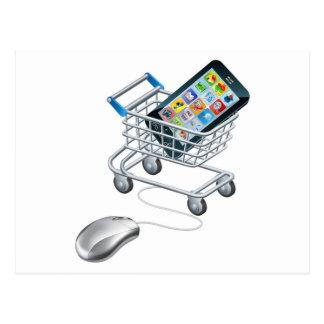 Compras en línea para el teléfono