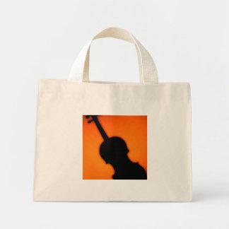 Compras o la bolsa de asas de la viola del violín