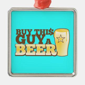 ¡Compre a este individuo una cerveza!  de la tiend Ornamente De Reyes
