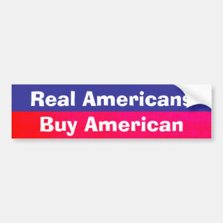 Compre a la pegatina para el parachoques americana pegatina para auto