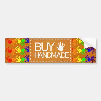 Compre a la pegatina para el parachoques hecha a m pegatina para auto