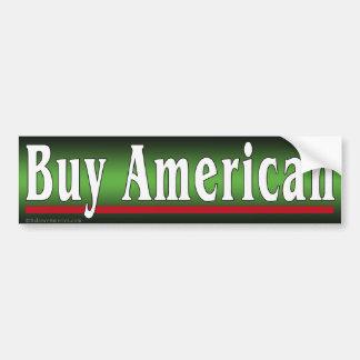 Compre a la pegatina para el parachoques verde ame pegatina de parachoque