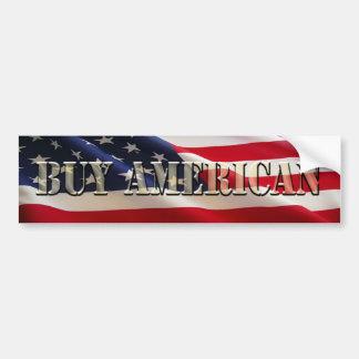 Compre a pegatinas americanos pegatina para auto