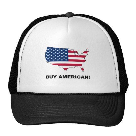 Compre al americano gorra