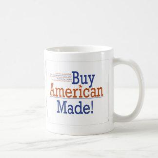 Compre al americano hecho taza clásica