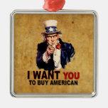 Compre al americano ornamentos de reyes