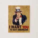 Compre al americano rompecabeza con fotos