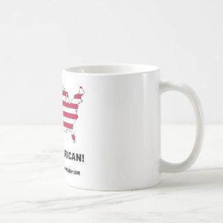 Compre al americano taza clásica
