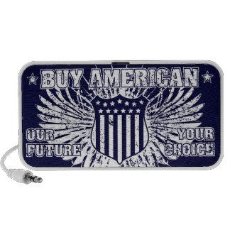 Compre el altavoz del americano II USB