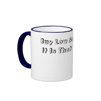 Compre el alto bajo de la venta que es ése simple taza de dos colores