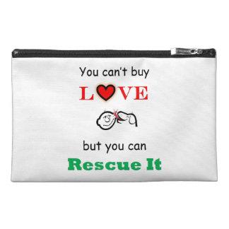 Compre el amor puede rescatarlo bolso del