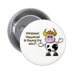 Compre el botón de la vaca pins